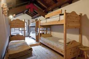 Camera primo piano - Centro didattico ambientale Aula Verde Valpore - Monte Grappa