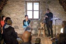 """Centro didattico ambientale Valpore - Presentazione del libro """"La via di Schenèr"""" con l'autore Matteo Melchiorre, accompagnato da letture e musiche di Oreste Sabadin - 10 settembre 2017"""